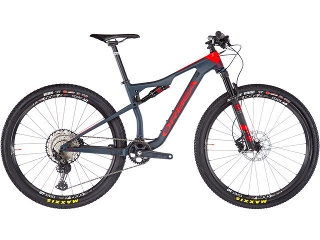 "ORBEA Oiz M30 27,5"", blue/red"